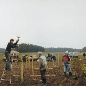 Pflanzaktion mit dem BN Schwabach