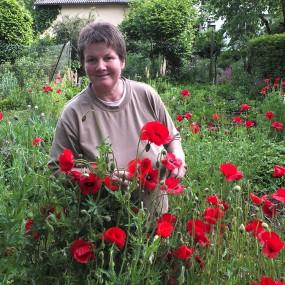Naturgärtnerin Monika Lehner