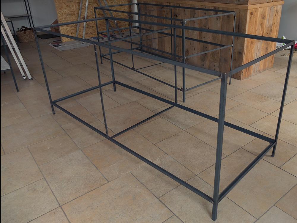 regalsystem f r wohn oder arbeitsr ume monika lehner. Black Bedroom Furniture Sets. Home Design Ideas