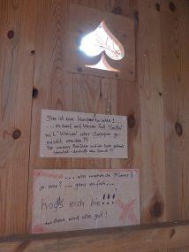 Komposttoilette - Wichtige Hinweise!