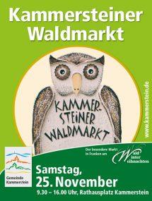 Kammersteiner Waldmarkt