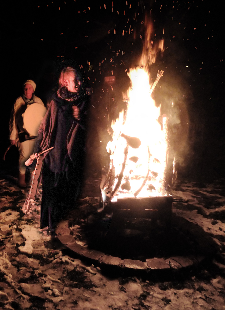 Raunacht und Reinigungsfeuer